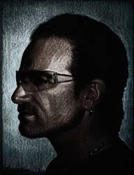 Bono by EstebanCandia