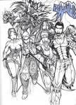 Evolonn Comic Pg6 (2001)
