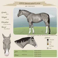 RWS Intoxicated Lover Reference Sheet - HEE by CanadianMule
