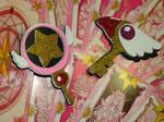 Cardcaptor Sakura {Keys}