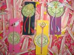 Cardcaptor Sakura {Bookmarks}