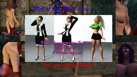 Bimbo and  breast expansion Bundle by voradorst