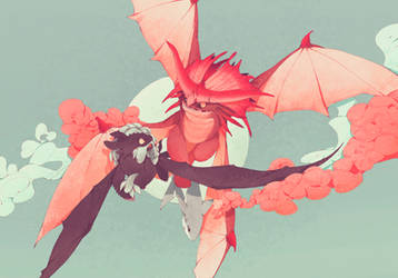 Bonds / How to Train Your Dragon by ccaru
