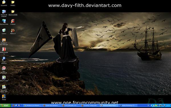 Queen Bat Definitive desktop