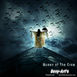 The queen of the Crow