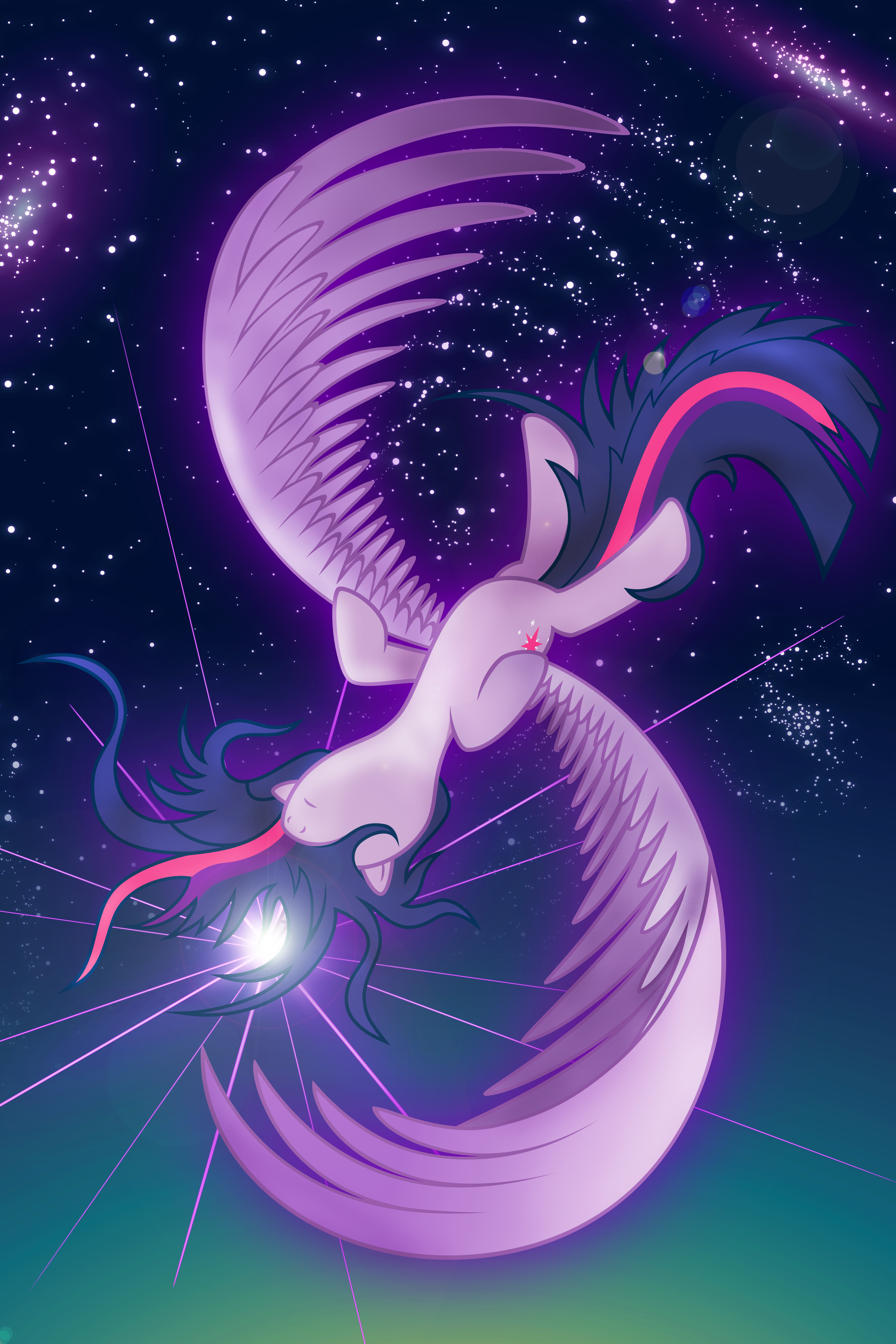 Twilight Roll by flamevulture17
