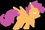 Polygonal - Scootaloo