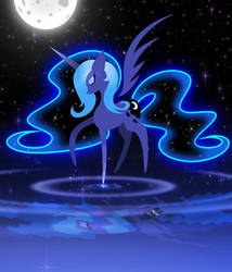 Cosmic Ripple by flamevulture17
