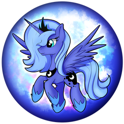 Luna Orb by flamevulture17