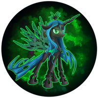 Chrysalis Orb by flamevulture17