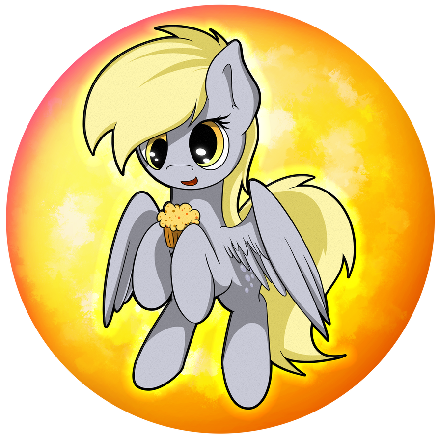 Derpy Orb by flamevulture17