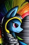 Armor Rainbow Dash