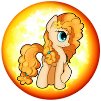Pear Butter Orb by flamevulture17