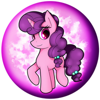 Sugar Belle Orb by flamevulture17