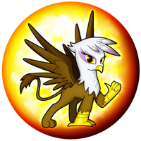 Gilda Orb by flamevulture17