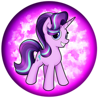 Starlight Glimmer Orb 2 by flamevulture17