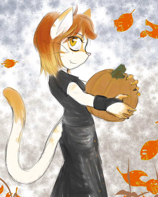 Autumn by cyberill