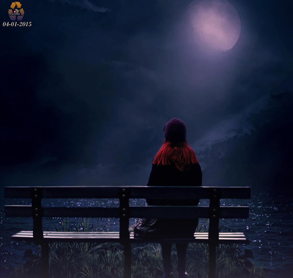 Mid Night waiting-3 by Rajesh98