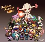 Rockman Rockman exe 2