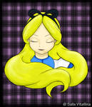 Alice -Painted-
