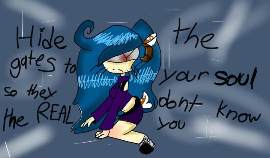 hide yourself by lunakitty5568