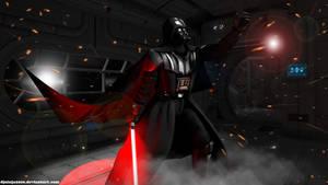 Request: Darth Vader Render