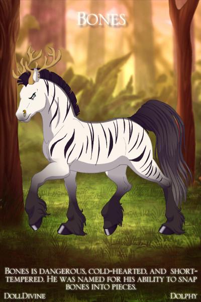 Doll Divine-Fantasy-Horse-Maker