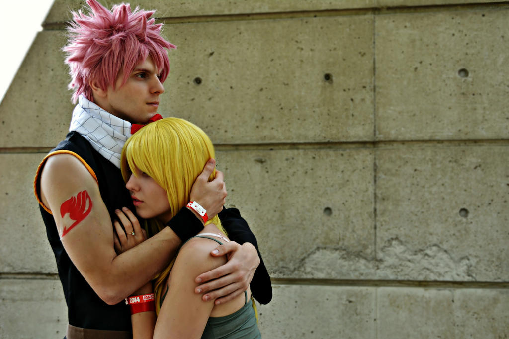 Fairy Tail - Need you always by Shellink