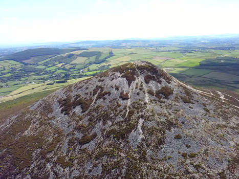 Great Sugar Loaf Mountain, County Wicklow Ireland
