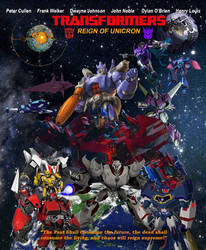 Reign Of Unicron by HenryLouis21