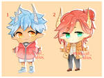 [CLOSED] Candy-colored demon boys SB $5