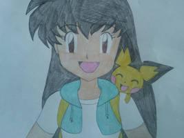 Good luck, Ash!! by DBSKSUJU101