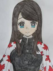 Himeko Miyamoto (Demon Slayer: Kimetsu no Yaiba)