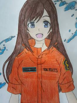 Kasumi Furukawa (Fire Force)