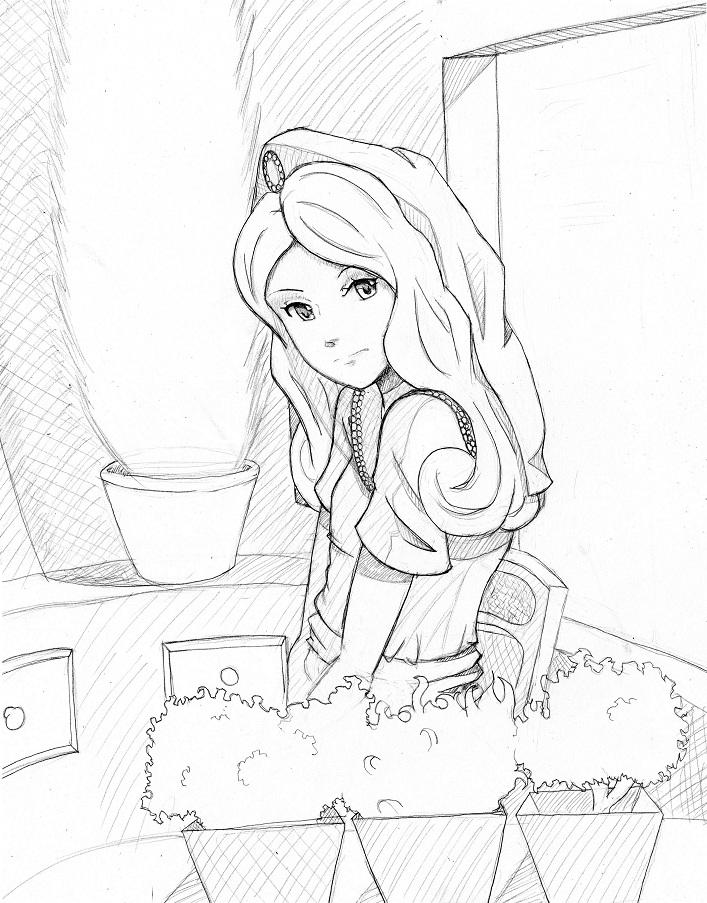 Princess Cassima by Altguard