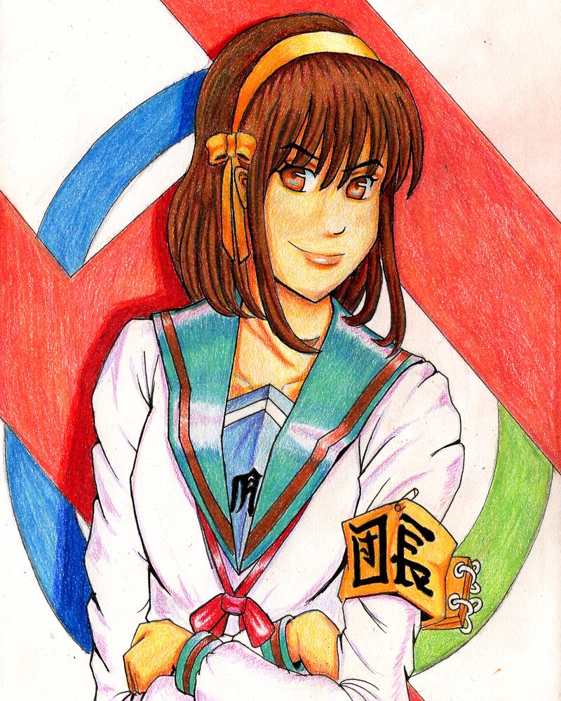 Suzumiya by Altguard