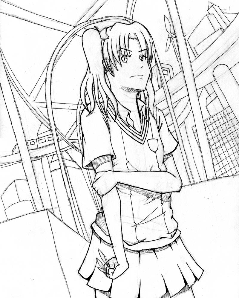 Kuroko by Altguard