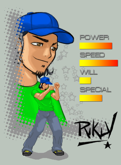 Rik-VReal's Profile Picture
