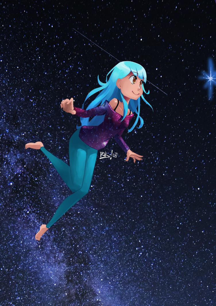 Little star light by Rik-VReal