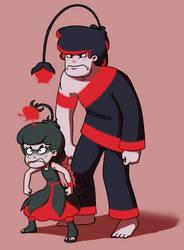 Feisty Dadflower by wwwjam