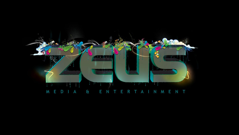 Zeus media logo prototype
