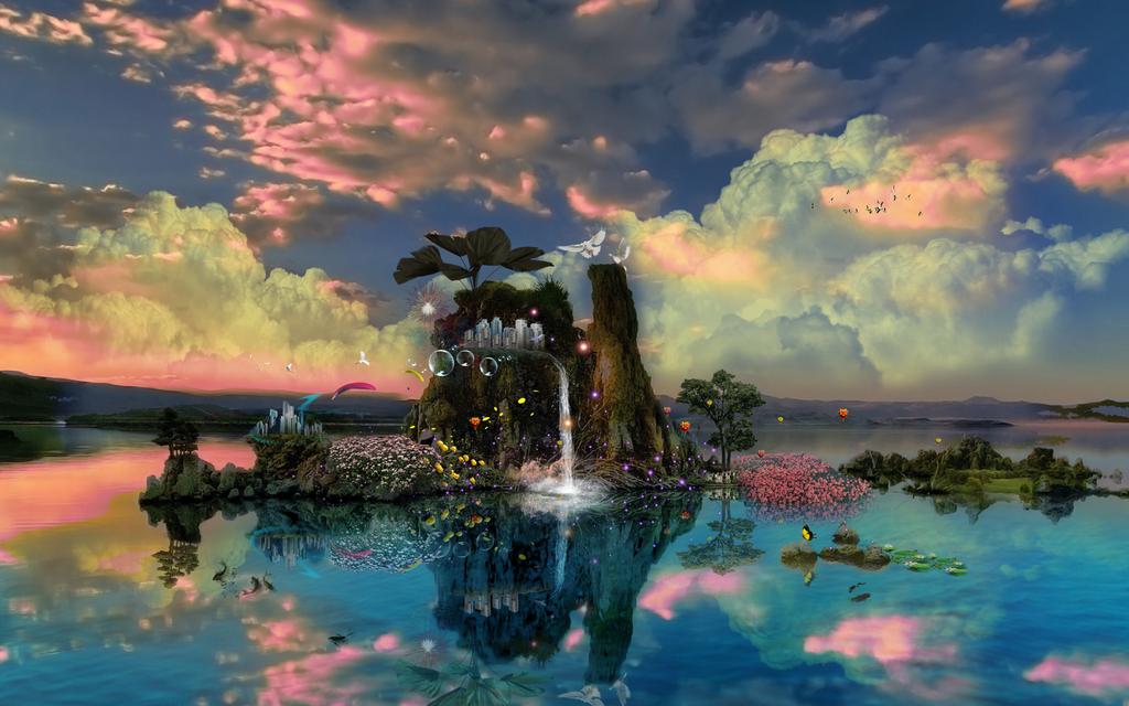 Wallpaper - Portfolio Promo by pixelcriminal