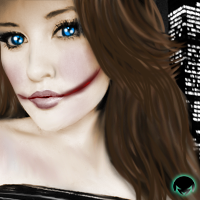 Bash's Portrait by ToxikFox