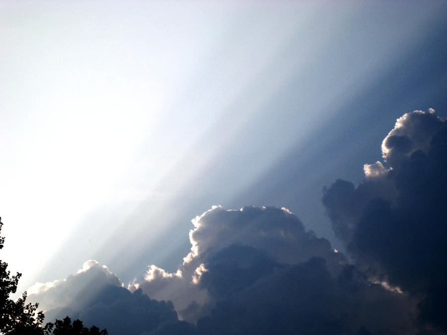 Heaven is Opening by SmileForGooper