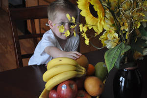 Can I Have Some Fruit Nana