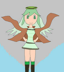 Pokemon Spork Winter Lime Timeskip Fanart