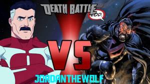 Omni Man vs General Zod