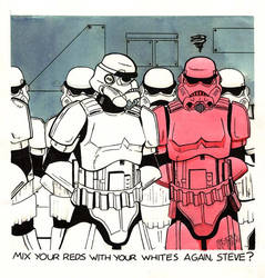 3 yr old stormtrooper gag