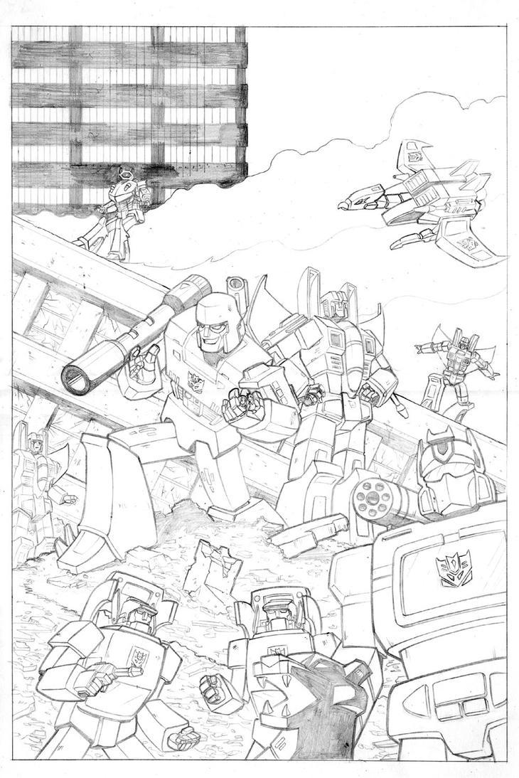 Transformers Sample 4 splash by NotEricMrock