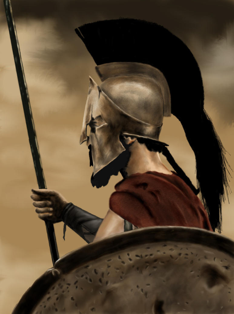 Leonidas by Rapsag on DeviantArt